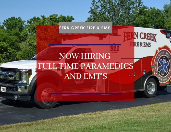 Fern Creek Fire & EMs